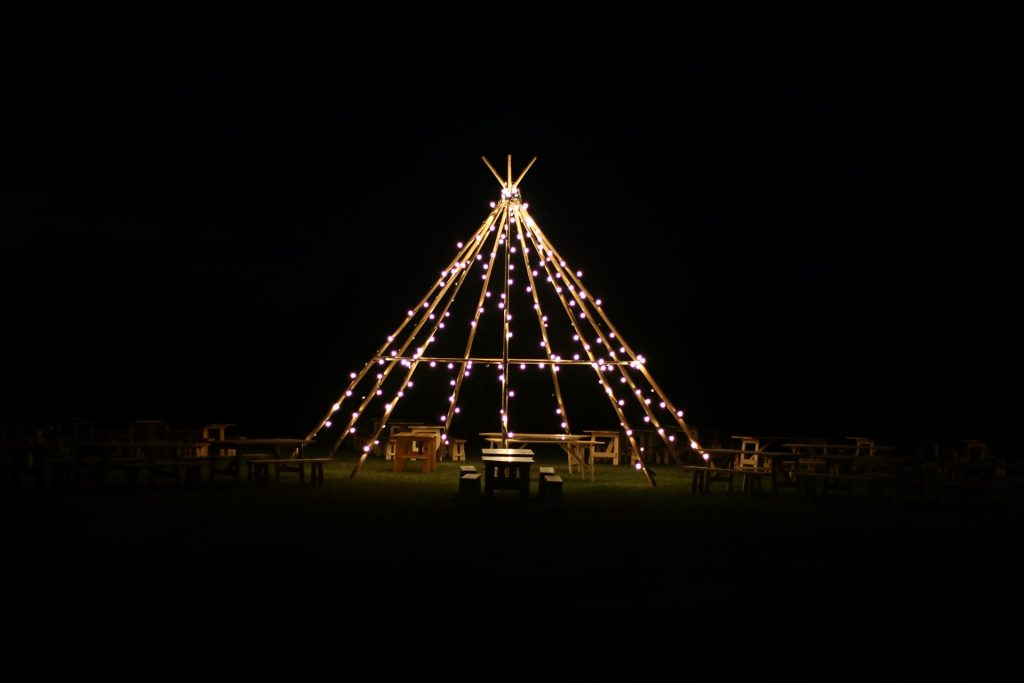location tipi naked chic tipi